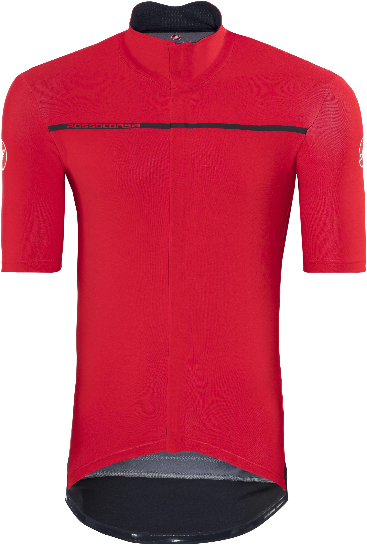 798ea11c4 ▷ Castelli Gabba 3 Short Sleeve Jersey Men red online bei Bikester.at